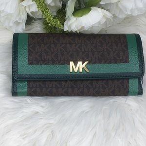 Michael Kors full size wallet